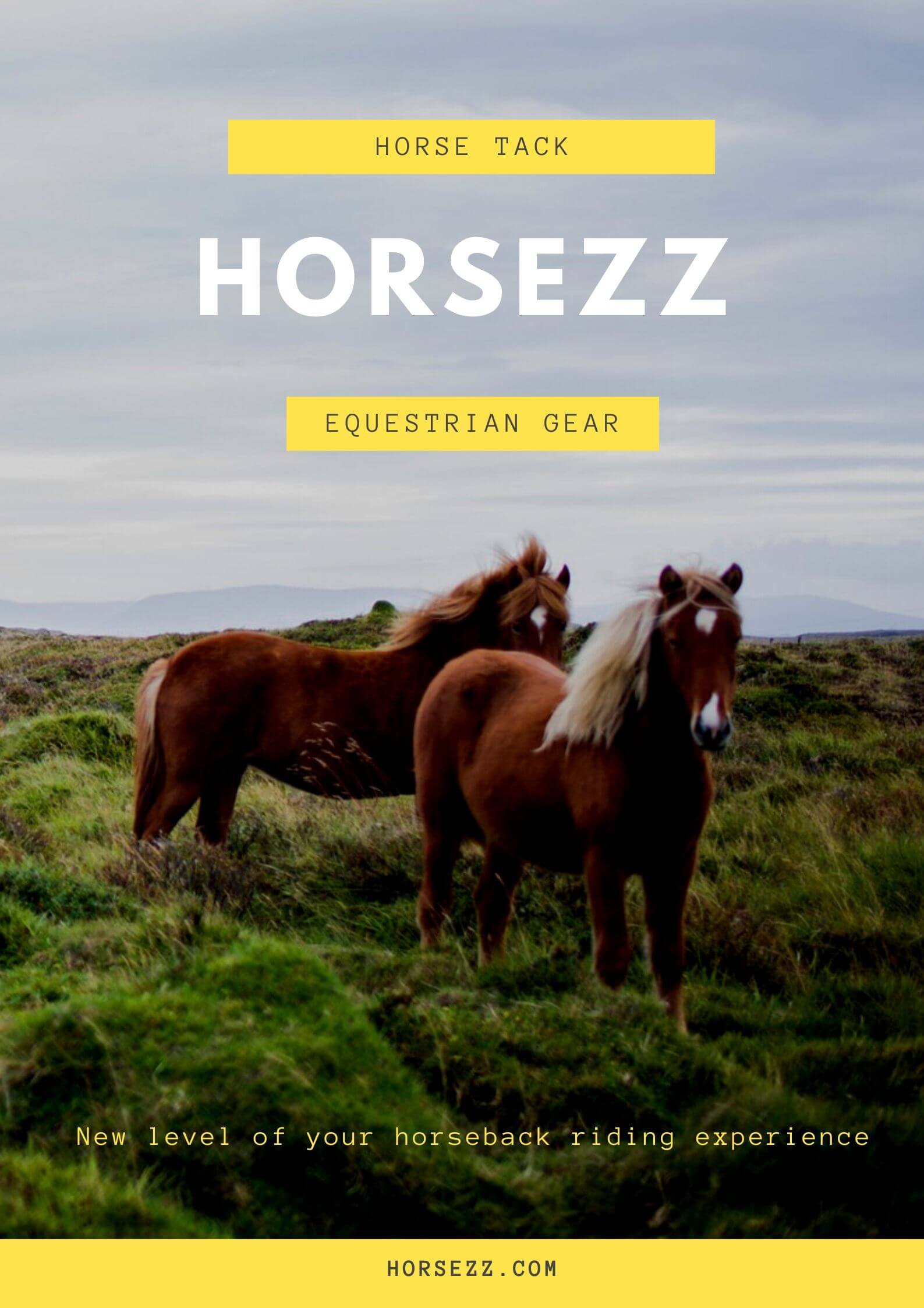 Horsezz - Horse tack and equestrian gear